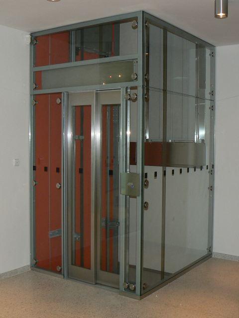 výtahy osobní
