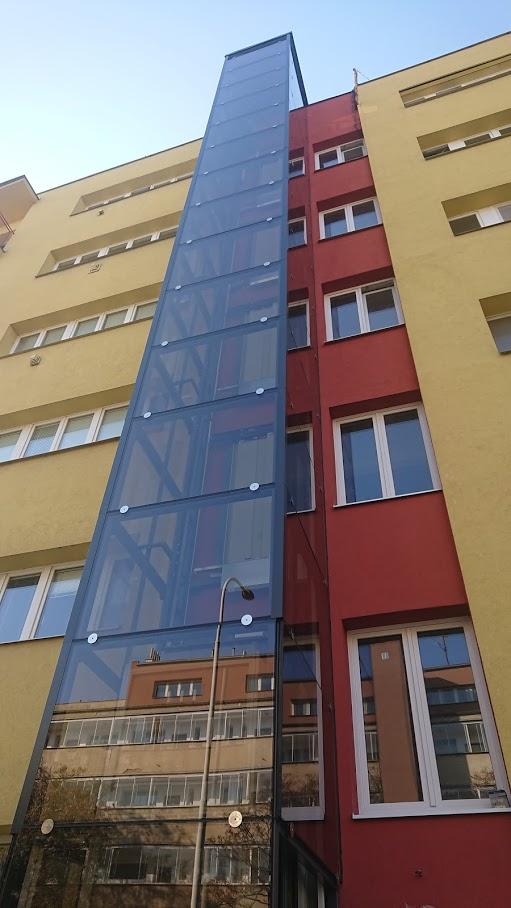 výtah šachta 010