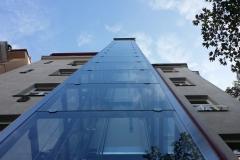 Výtah šachta Vinohrady
